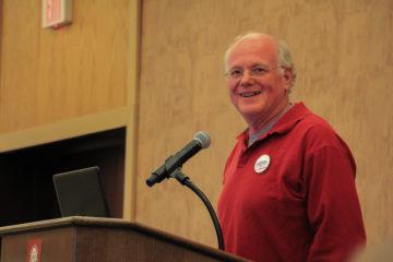 Ben Cohen, co-founder of Ben & Jerry's