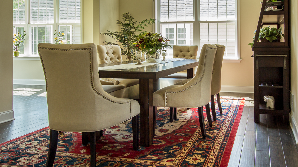 Rugs at Parade of Homes
