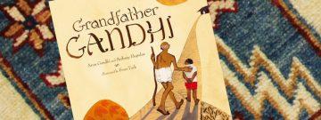 Storybook Grandfather Gandhi