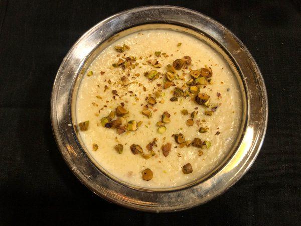 Pakistani Rice Pudding or Kheer