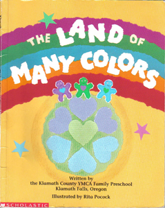 "Storytime ""Land of many colors"""