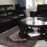 Bokhara in living room