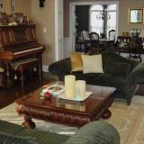 Chobi Tribal in living room