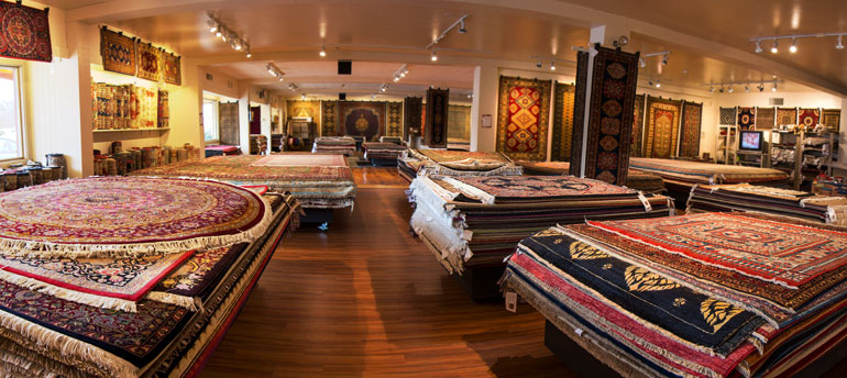 Bunyaad Rug Room in Ephrata, PA