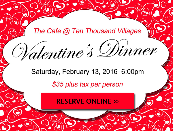 Eventbrite - Valentine's Dinner with Benefit Shopping for Love INC