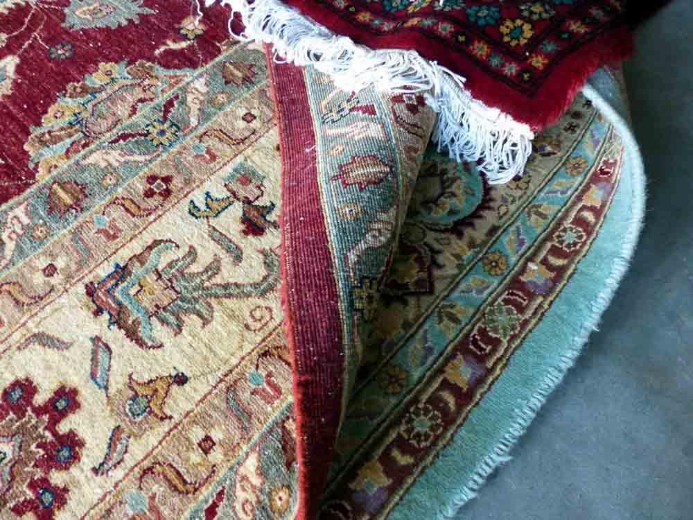 Bunyaad rug is vastly superior