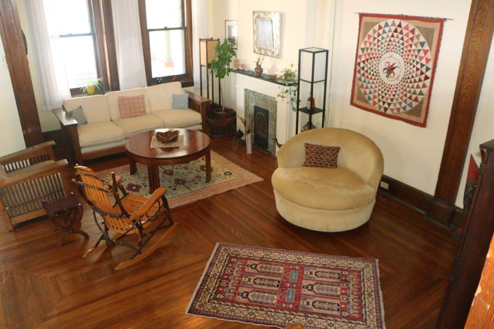 Living Room Gallery | Fair Trade | Bunyaad Rugs