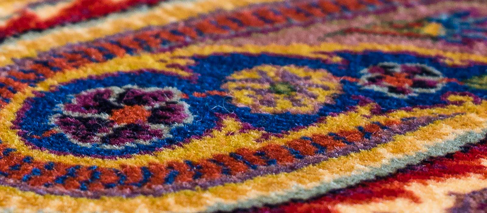 Fair Trade Hand Knotted Bunyaad Rugs